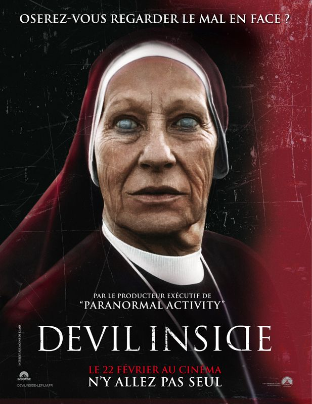 [Multi] Devil Inside [VOSTFR] [DVDRiP]