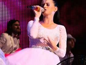 World Stage : Katy Perry et Tokio Hotel en Malaisie 2010